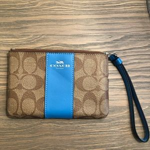 Coach Electronic Holder/ Wallet